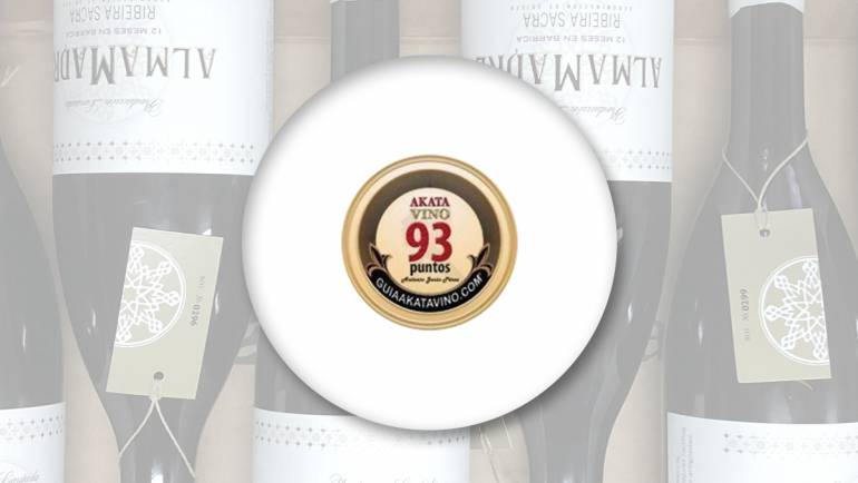 ALMAMADRE, AMONG THE TOP 30 BEST MENCÍA WINES 2018 IN SPAIN