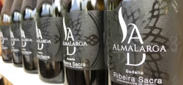 ALMALARGA, GOLD MEDAL AT VIN-DUERO / VIN-DOURO INTERNATIONAL COMPETITION